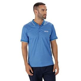 חולצת פולו  מנדפת זיעה לגבר  Regatta remex Polo Shirt flyshop